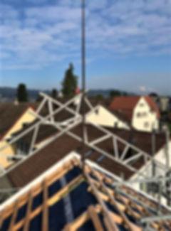 Umbau EFH unter Heimatschutz Erlenbach 1