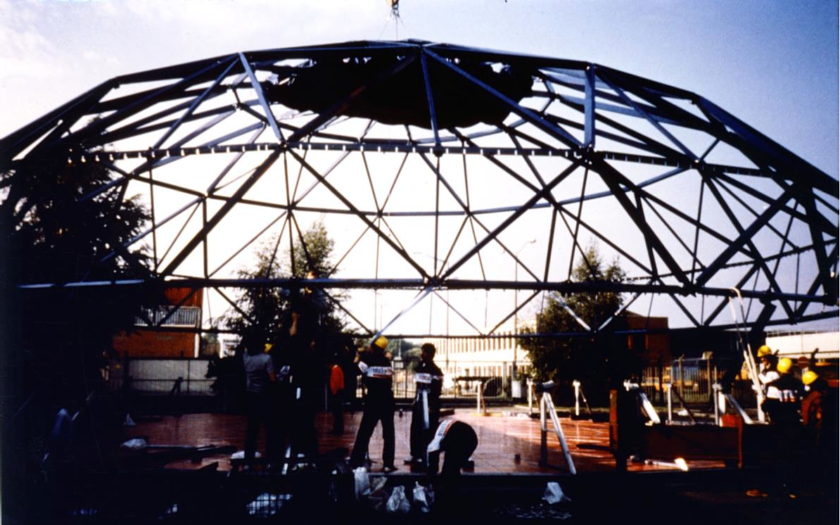 geodesic dome structure cee facbafbabapng srz       : metre giant umbrella
