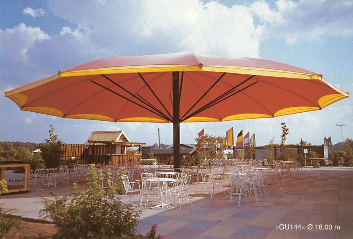 Big Outdoor Patio Umbrellas Replacement Market Umbrella