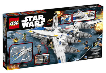 (LEGO $79.99) If Youu0027re Looking To Make A Huge Hit With A LEGO STAR WARS  Fan, This Rebel Space Ship Will Likely Due To The Trick.