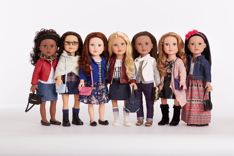 Toys For Girls And Name : Journey girls dolls new york oppenheim toy portfolio