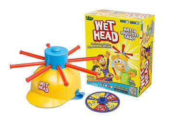 Zing 1495 You Can Now Play Wet Head A Water Roulette Game Two Different Ways For Family Fun With Mixed Ages Players Take Turns Spinning The Arrow