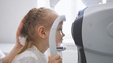 Children ophthalmology - optometrist Che