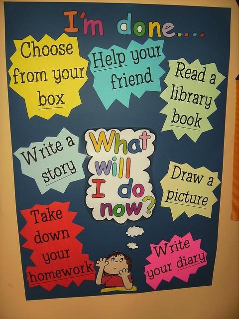 Creative Classroom Idea ~ Ashlee gordon