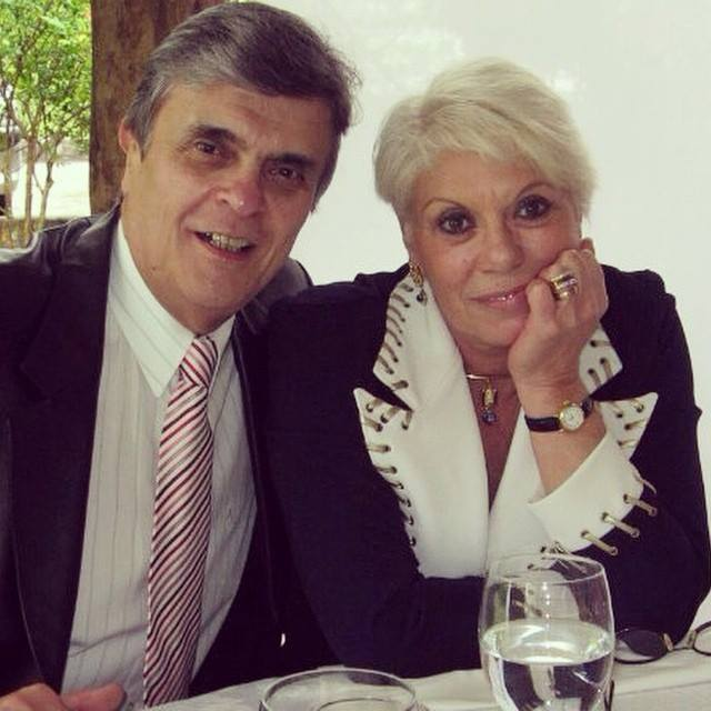 Morre Eliane Barboza Esposa Do Comunicador Paulo Barboza Rede Nacional De Televisao