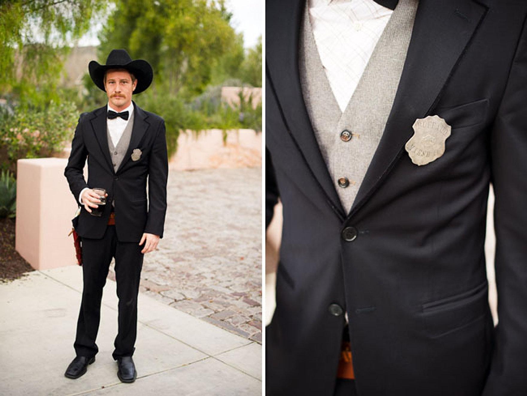 Stunning Western Wedding Suit Images - Wedding Dress Ideas ...