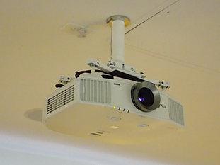 Conference Room- 3 projectors