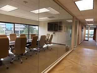 Board Room Hallway