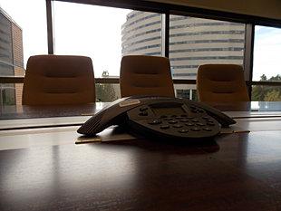 Polycom Conference Call Port