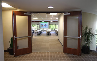 Conference Room Entry