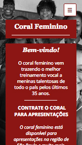 O Coral das Meninas