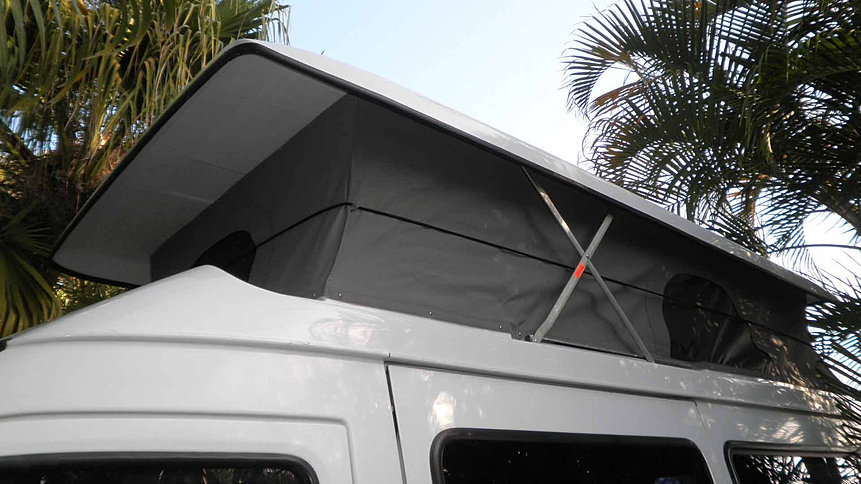Sprinter Pop Top Roof Conversion