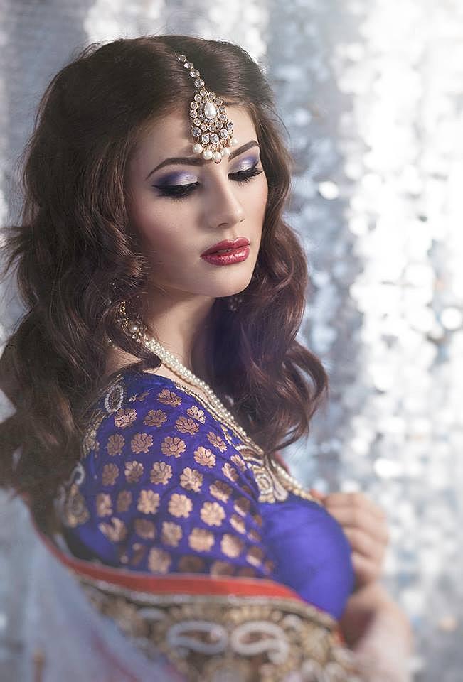 Edmonton Makeup Artists East Indian Bridal Makeup Boudior Makeup