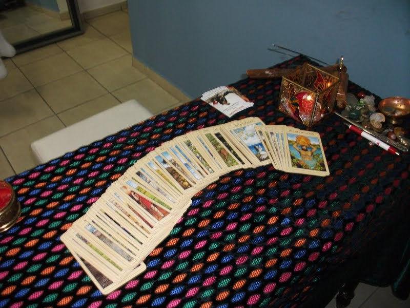 Tarot Mitológico