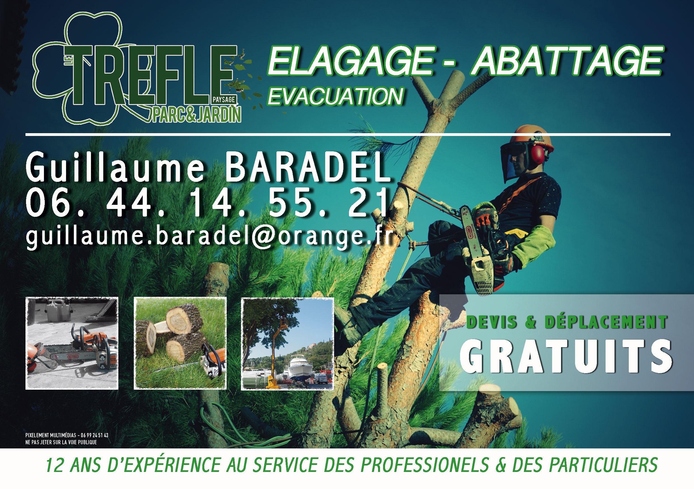 Pixelement Le Trefle Flyer Elagage Print Jpg