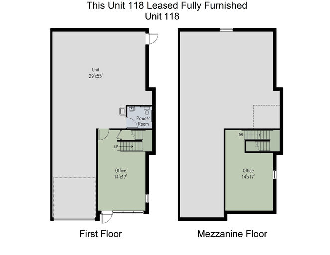 Compass business center small office warehouse space in for Business office floor plans