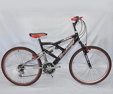 Bicicleta Suspensão