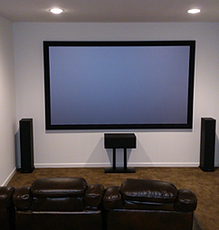 Basement Home Theater Png