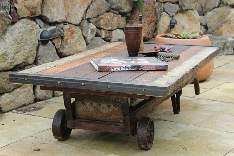 Modern Rustic Furniture stable modern rustic furniture | coffee tables