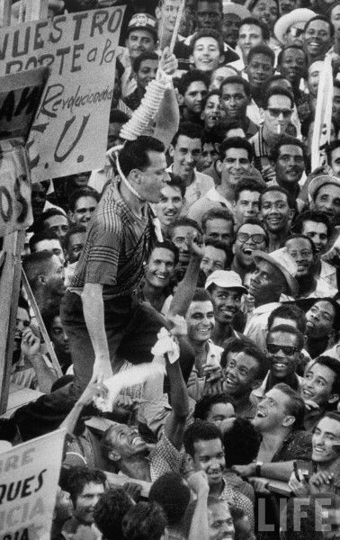 an overview of the cuban revolution of 1959 One day, july 26, 1953, an attack commenced on the moncada barracks this began the cuban revolution on january 1, 1959, batista panicked and fled to.