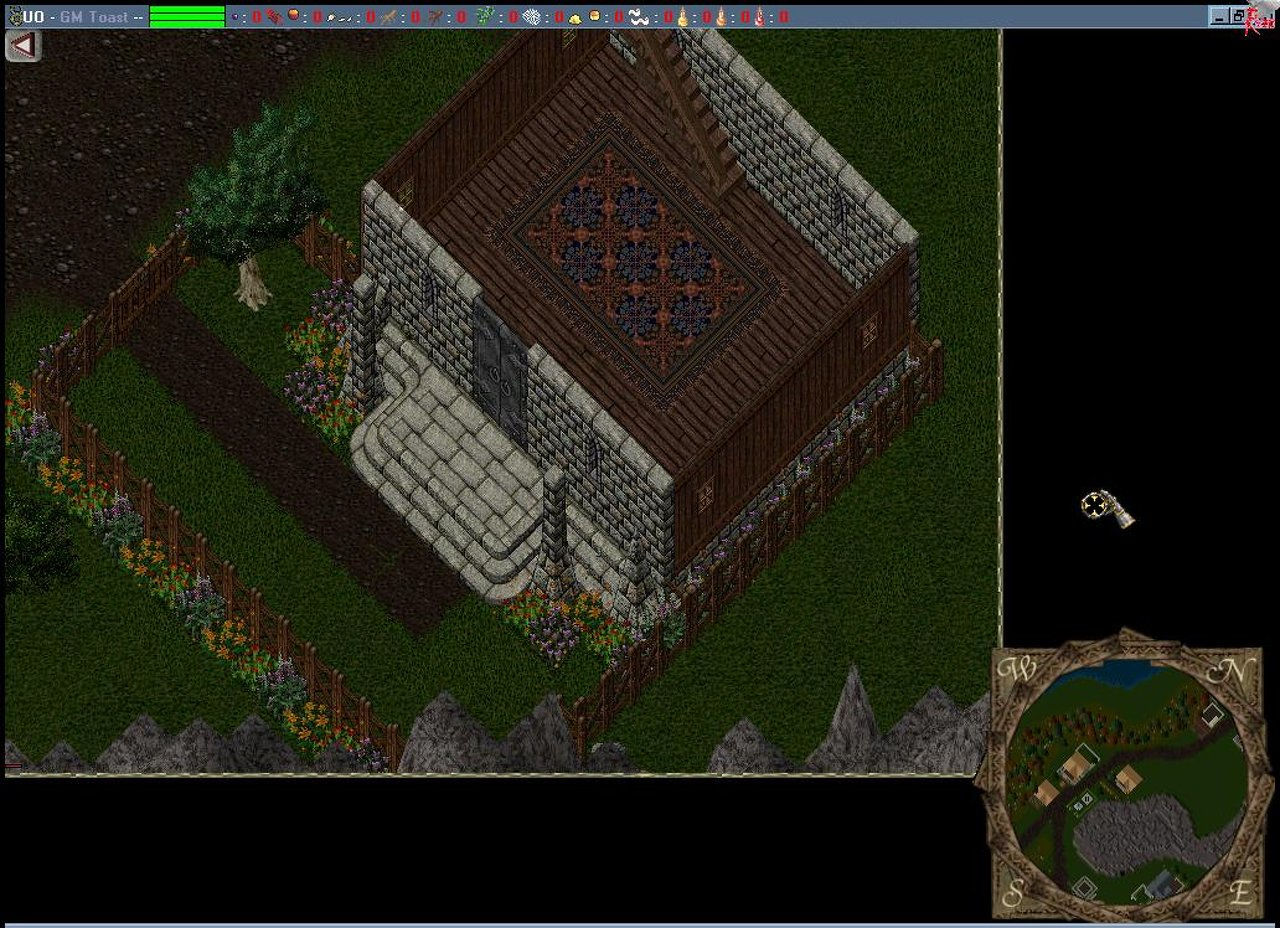 Rebirthuo free ultima online shard for Custom home online