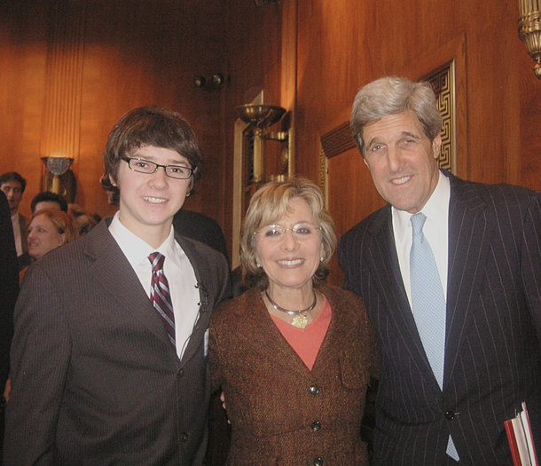 Senators Boxer and Kerry
