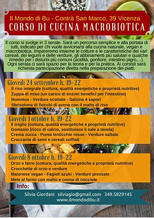 il riso selvatico | corsi di cucina - Corsi Cucina Vicenza
