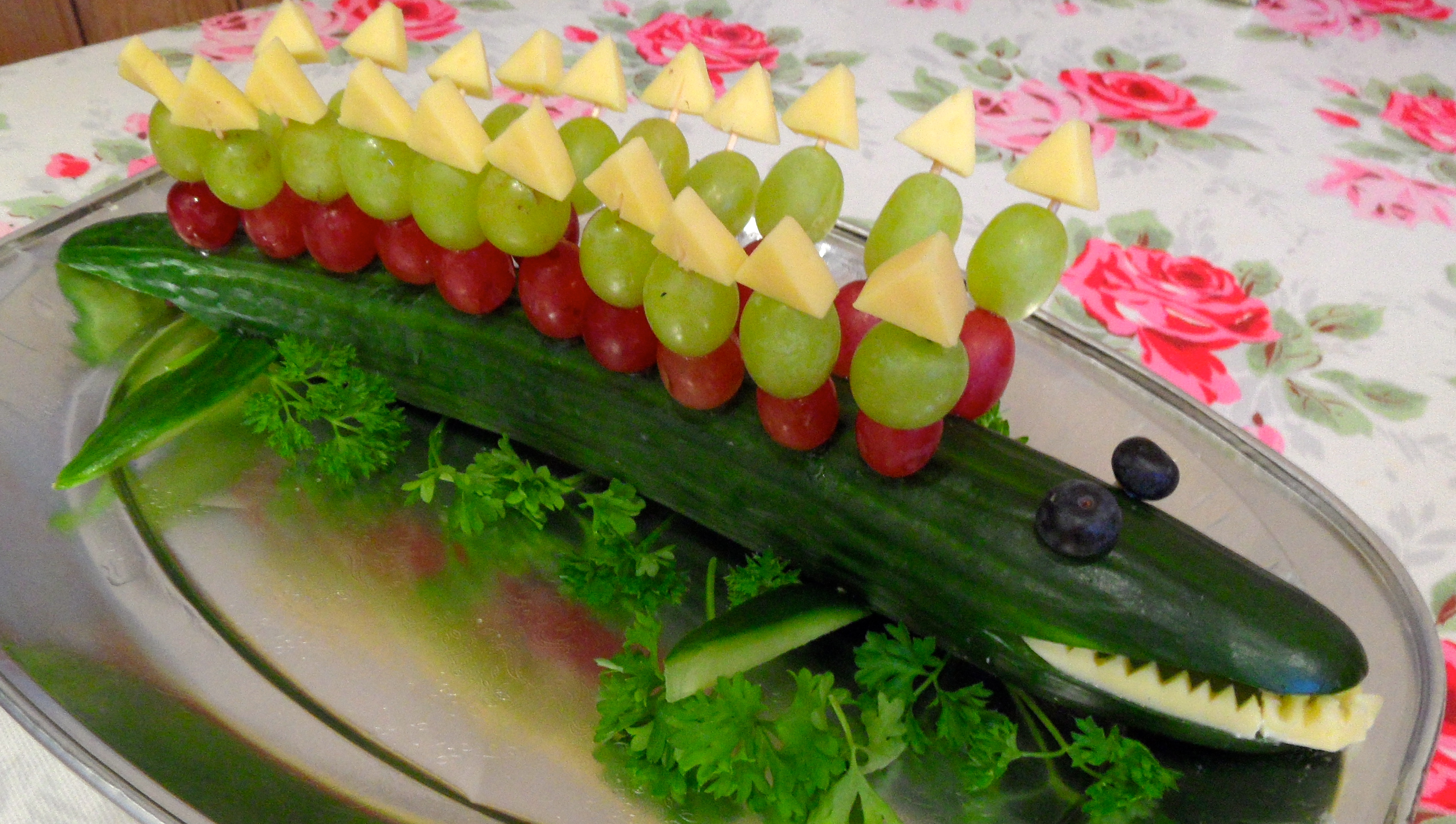 Themed Party Food Ideas Pirate Party Crocodile Mad