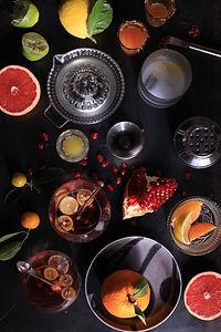 cítricos banquetes