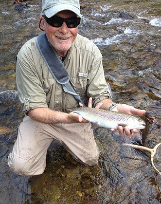 Fishing on the roaring river for Roaring river fishing