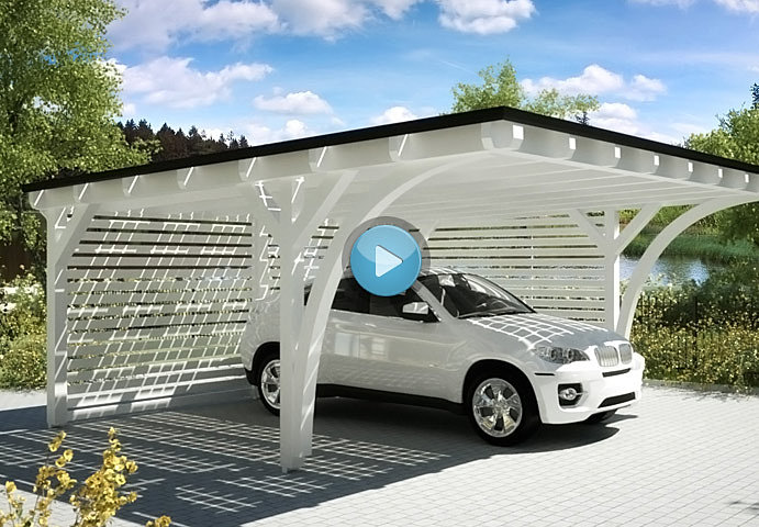 oliver enderlein carport mit photovoltaik. Black Bedroom Furniture Sets. Home Design Ideas