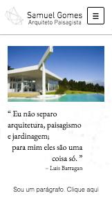 Arquitetura Paisagista