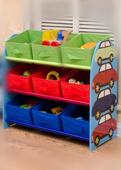 Стеллажи с ящиками для игрушек своими руками 61