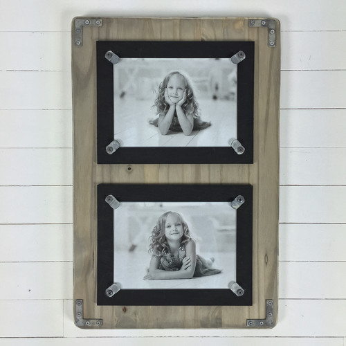 industrial picture frame  eBay