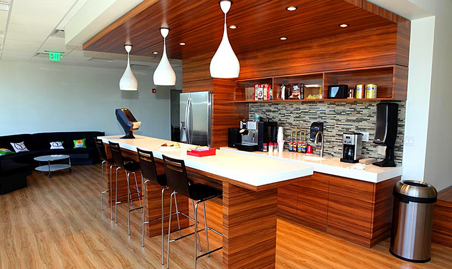 Dydodesignsinc for Coffee bar ideas for office