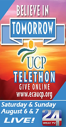 UCP Telethon_Web Ad