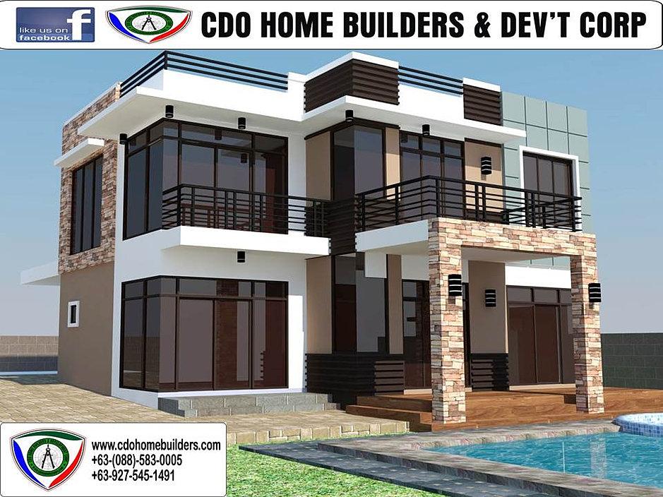 Cdo builders home for House designs zen type