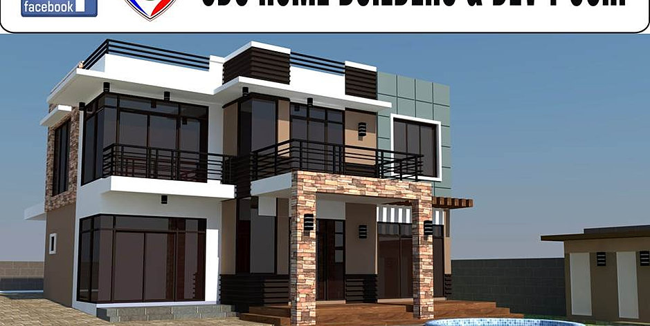Modern house with roof deck modern bedroom sets design ideas for House plans with virtual walk through
