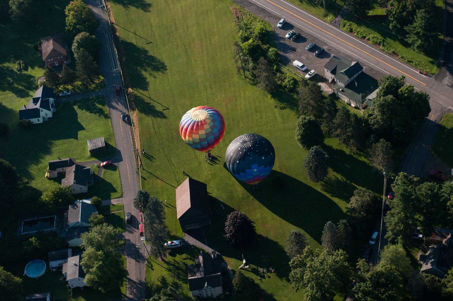 Spiedie Fest & Hot Air Balloon Rally 2015 | Binghamton, NY | July 30 - August 2