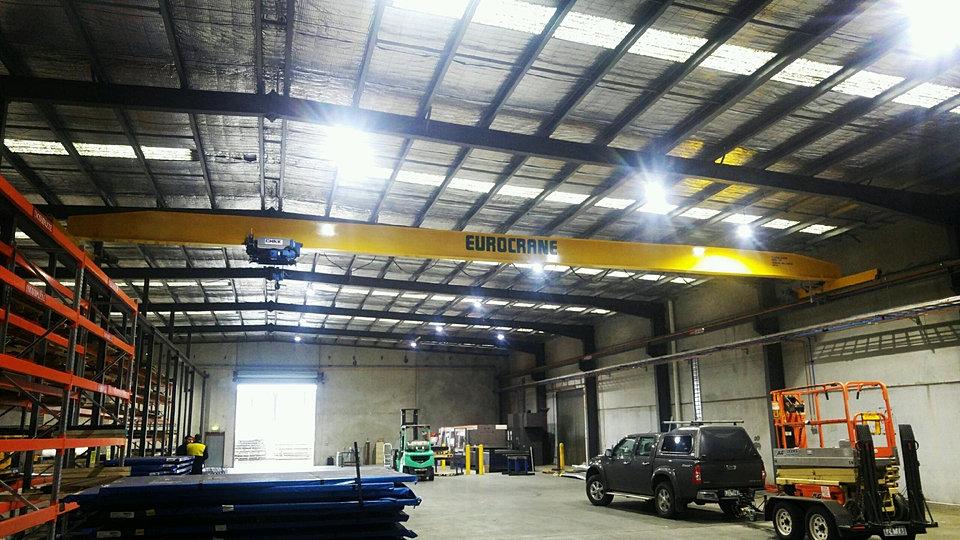 Overhead Cranes Queensland : Overhead crane gantry victoria melbourne sydney new