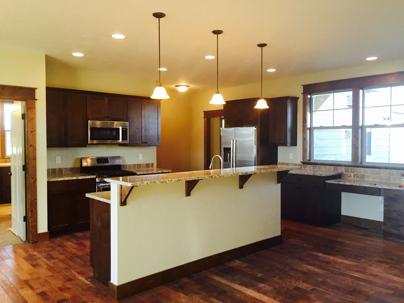 tamarack cottage co see the difference feel at home gallery model kitchen