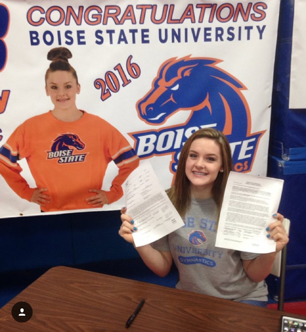 Signing Day National Letter of Intent – National Letter of Intent
