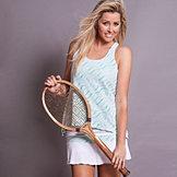 Calypso Tennis Look