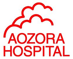 あおぞら病院 ロゴ