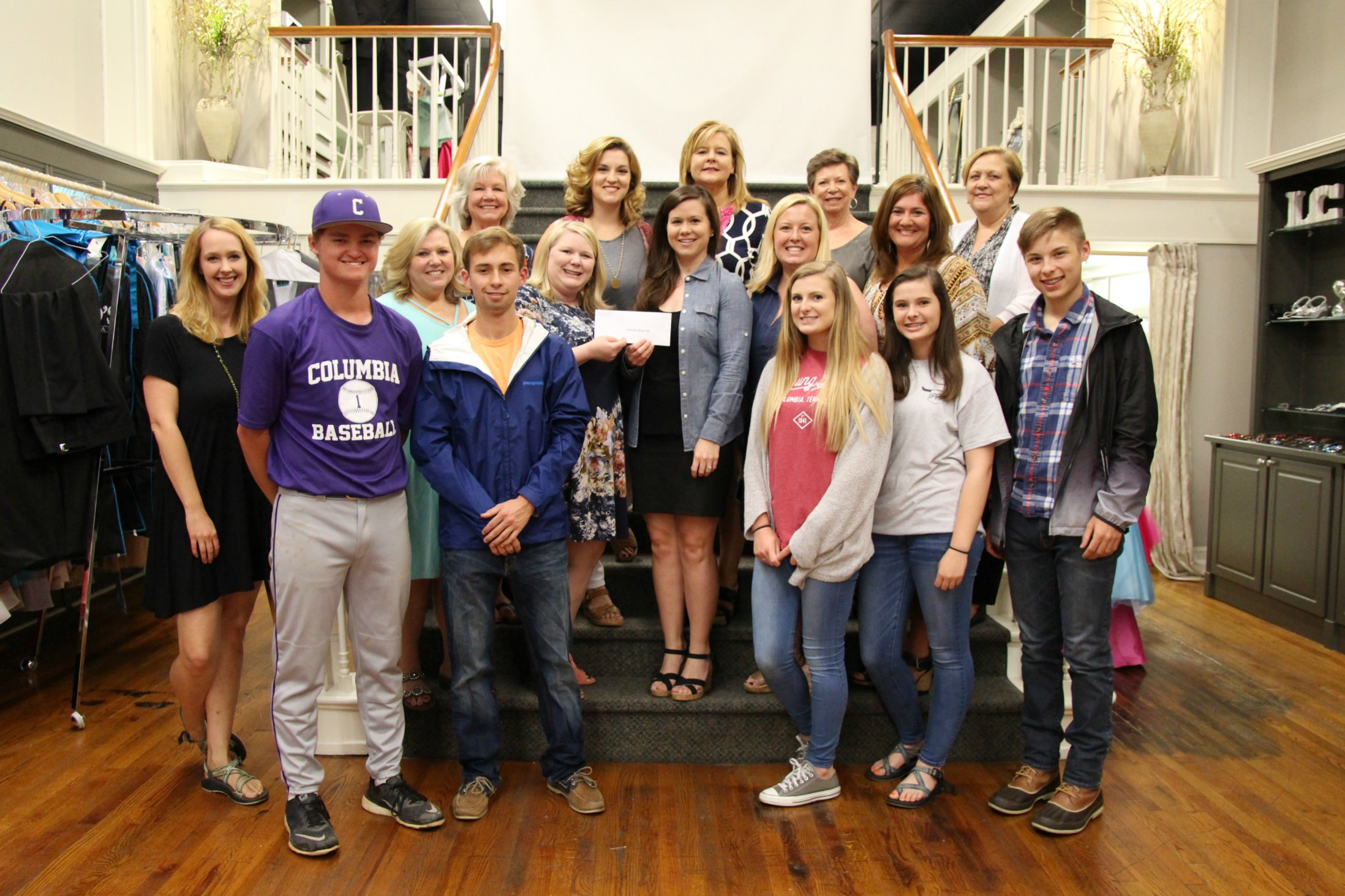 Maury County Benefit Ball Awards Three Local Nonprofit Organizations  $16,500 Each | offtheduck