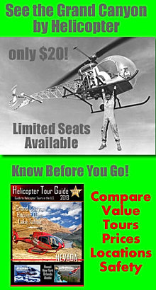 GRAND CANYON Helicopter Tour Guide