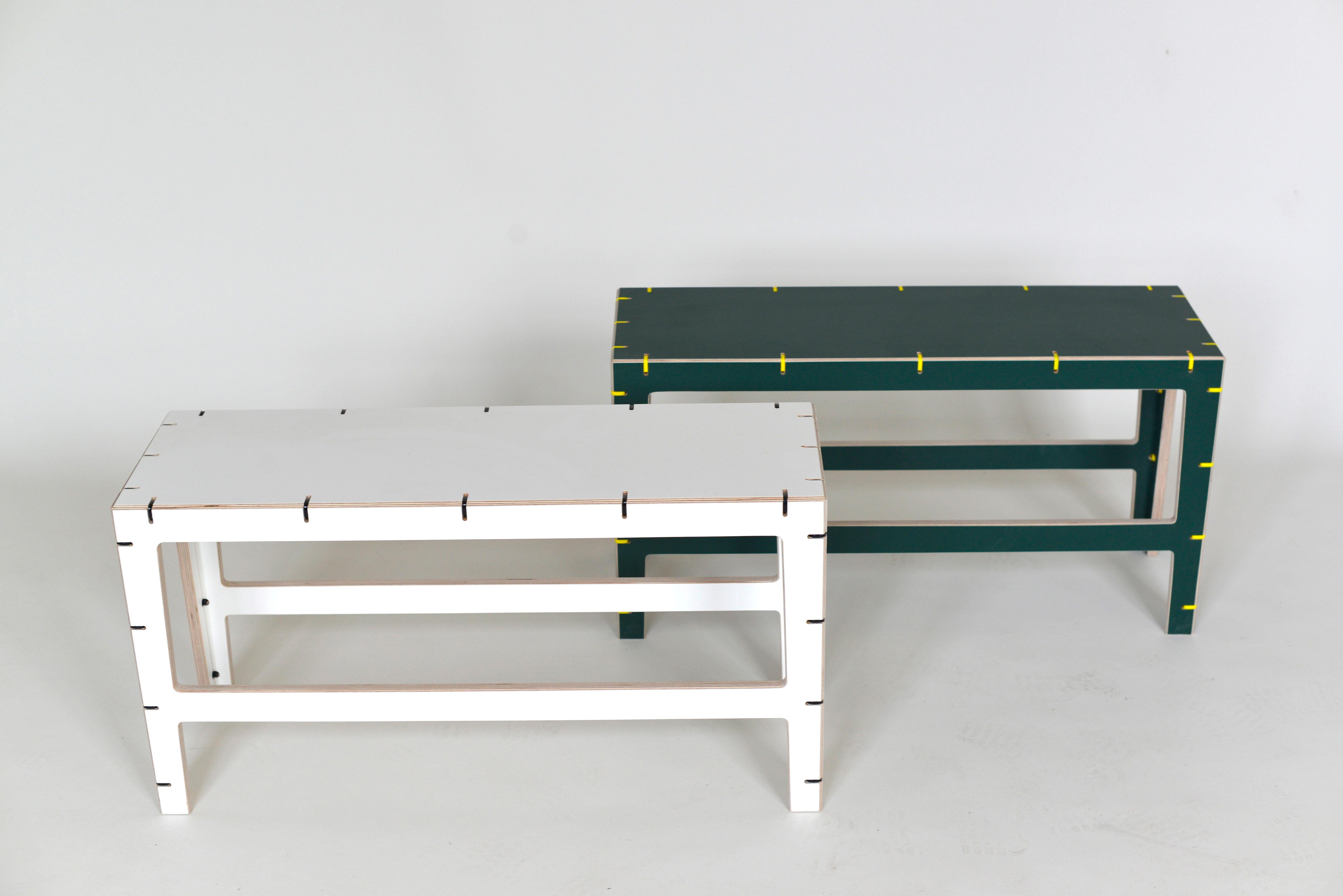 Anthony Hartley Furniture Designer And Maker Cable Bench