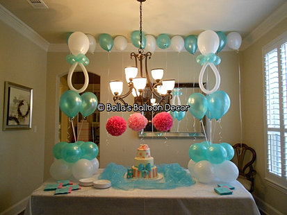 Bella 39 s balloon decor dallas balloon decorators balloon for Balloon decoration color combinations