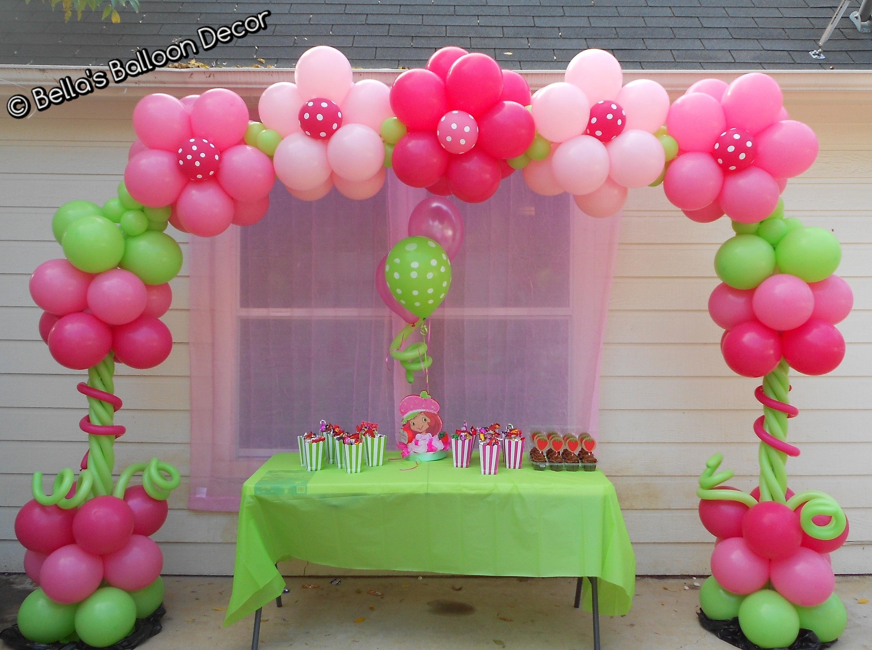 Balloon Themed Party