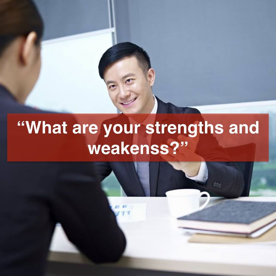 hkcareers expert in mt banking and accounting coaching tips big4 bank mt interview 問你 what are your strengths and weaknesses 最屈機答案